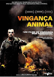 Vingança Animal Dublado