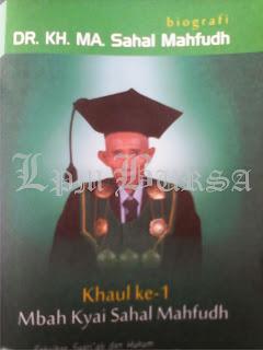 fiqh sosial, buku fiqih islam, kh sahal mahfudz, pemikiran sahal mahfudz
