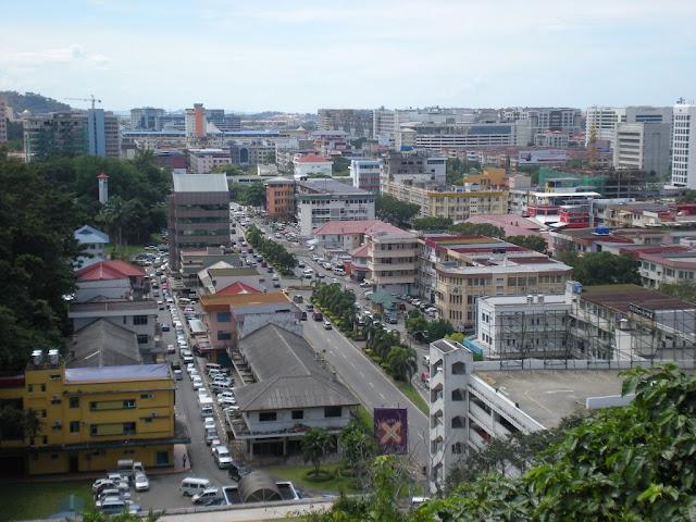 Kinabalu City