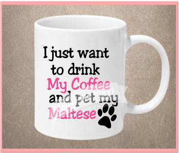 Drink My Coffee & Pet Mug