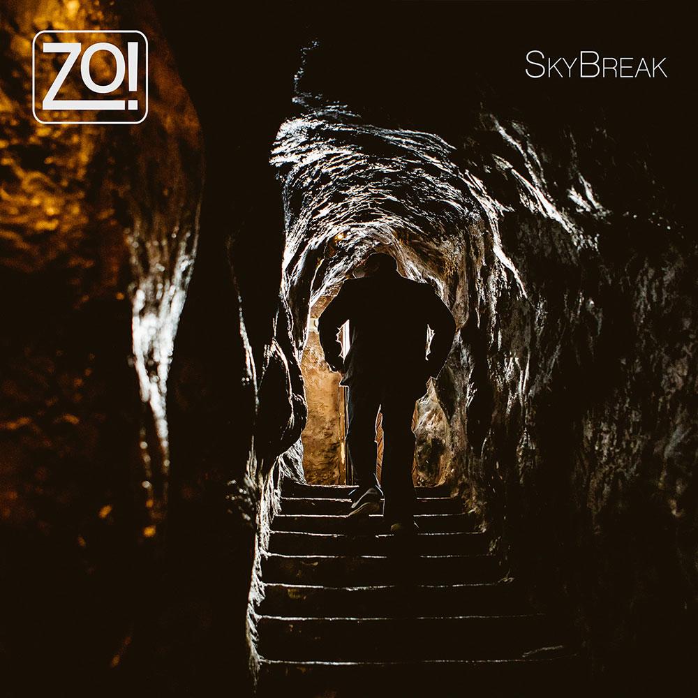 """ZO! """"Skybreak"""" CD"""