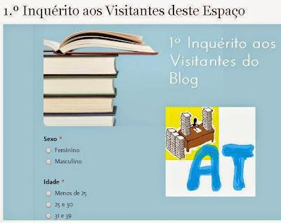 Quem são os Visitantes deste Blog