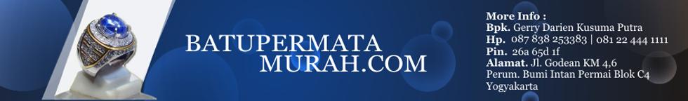 Toko Jual Batu Permata Akik Cincin Mulia Ruby Murah Natural Blue Safir