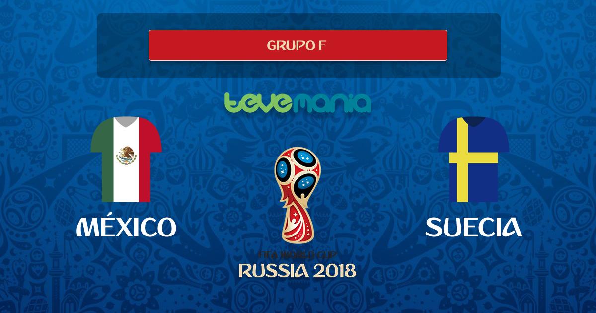 México clasifica a octavos a pesar de ser goleados 3-0 ante Suecia
