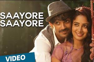 Saayore Saayore Official Video Song | Moone Moonu Varthai | Arjun Chidambaram, Aditi Chengappa