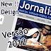 Novo layout Jornalista WRB Versão 2012