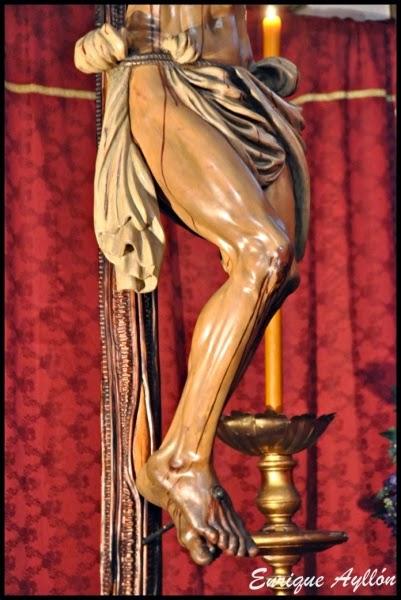 Besapies, Santísimo Cristo de la Salvación y Nuestra Señora de la Soledad, Sevilla 2014. (10)