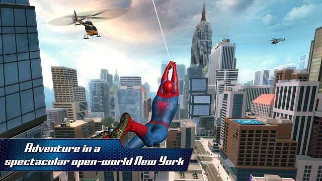 The Amazing Spider-Man 2 apk data