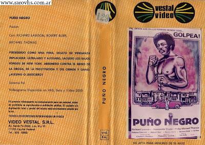 Bogard/Black Fist (Puño Negro) (1974)