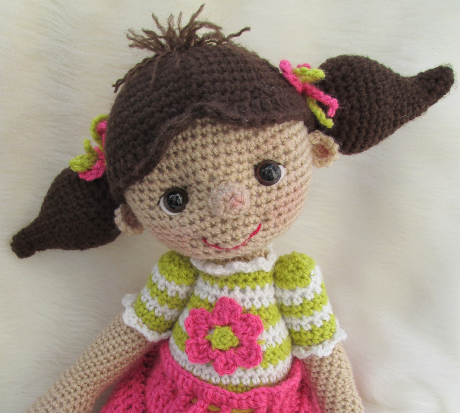 Amigurumi Face Ideas : Teris Blog: More Tutorials, Pictures and Drawings