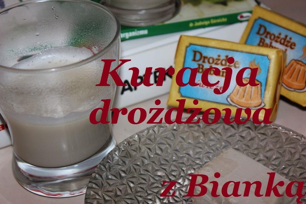 Piję drożdże z Bianką