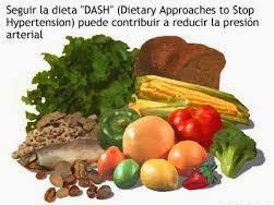 La dieta para reducir la tensión arterial también podría evitar las piedras en el riñón