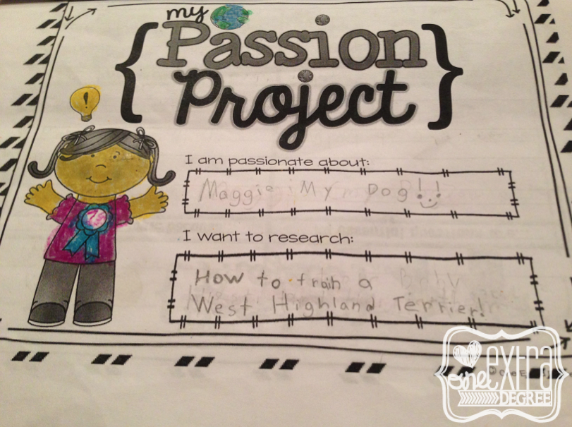 passion projects in - photo #6