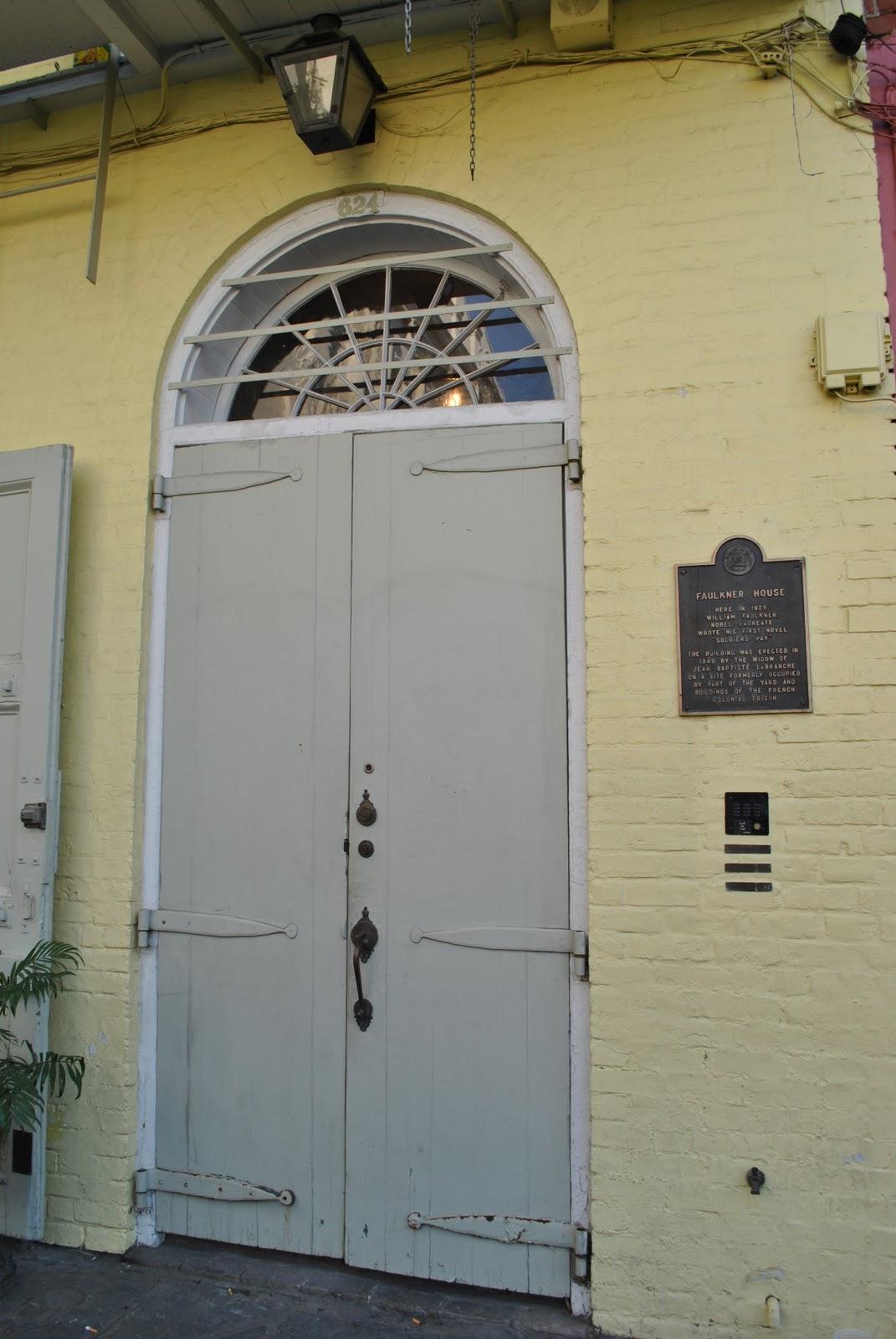 New Orleans Faulkner House
