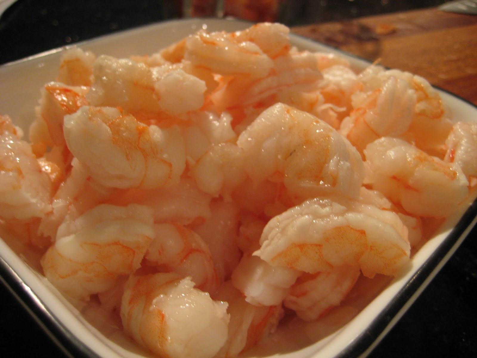 Belle's Baking: Sauteed Cajun Shrimp