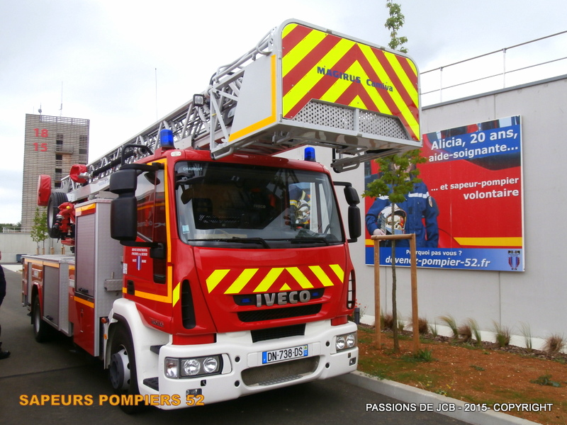 LA CITE DES POMPIERS CHAUMONT