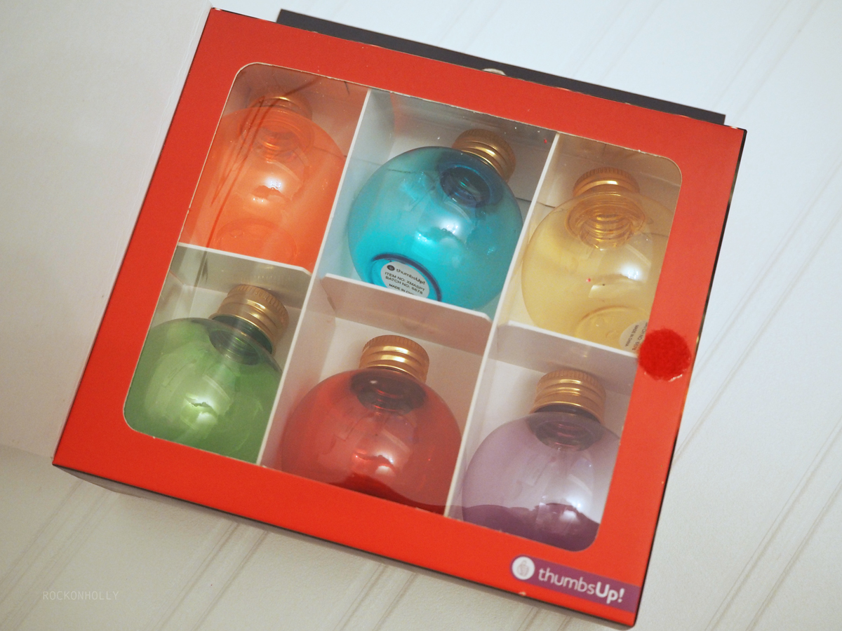 Christmas Bauble Shot Glass