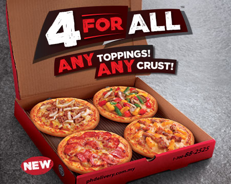 pizza hut malaysia history Today, pizza hut chain has growth to more than 350 restaurants is the largest pizza chain in malaysia, qsr group is confident that its pizza chain will continue to completely dominate this sector and will be able to powerfully fend off any new competition.