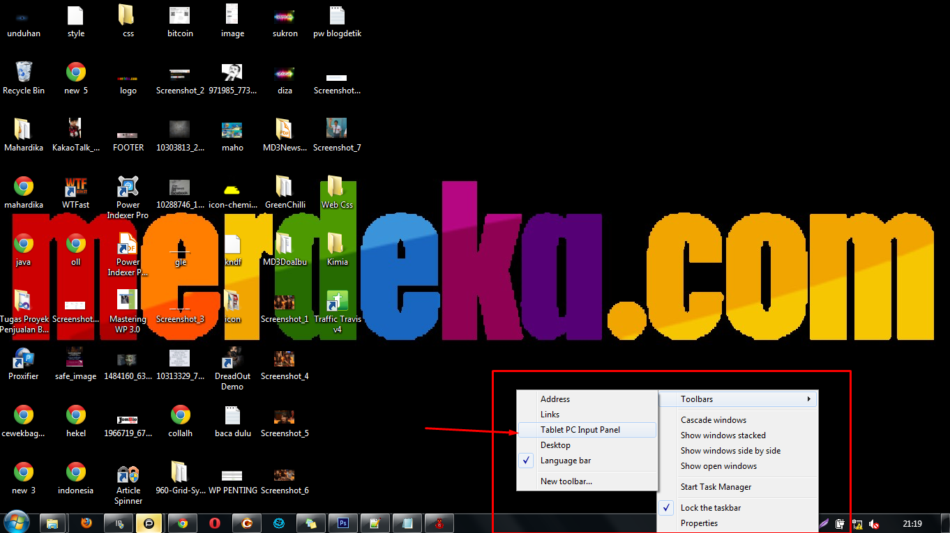 Cara Menampilkan On Screen Keyboard Di Windows
