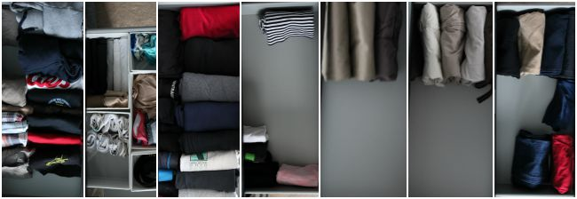 happy organized drawers in 4 easy steps