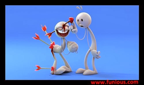 Funny Love Cartoon Images
