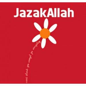 Catatan Lynglyng Jazakillahu Khairan Membudayakan Berterima Kasih