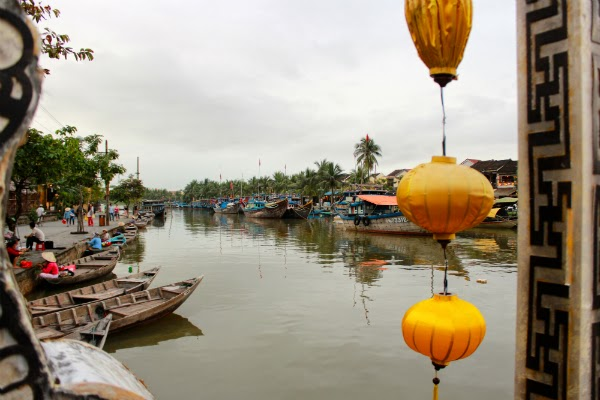 hoi an river vietnam unesco