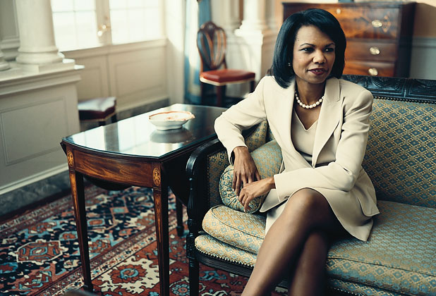 1028 condoleezza rice aw Condoleezza Rice: Iraq Invasion Inspired Arab Spring