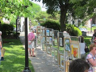 Norwood Art Association Art In The Park