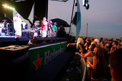 Spend #LaborDayWeekend on the Waterfront with #Matisyahu and #TheGreen