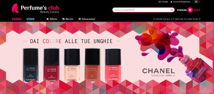 acquisti prodotti di bellezza online