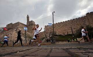 Photo of International Jerusalem Marathon