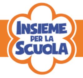 INSIEME PER LA SCUOLA- RACCOLTA BUONI DAL 19 MARZO AL 13 MAGGIO