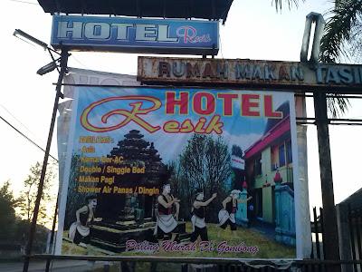gambar hotel resik gombong