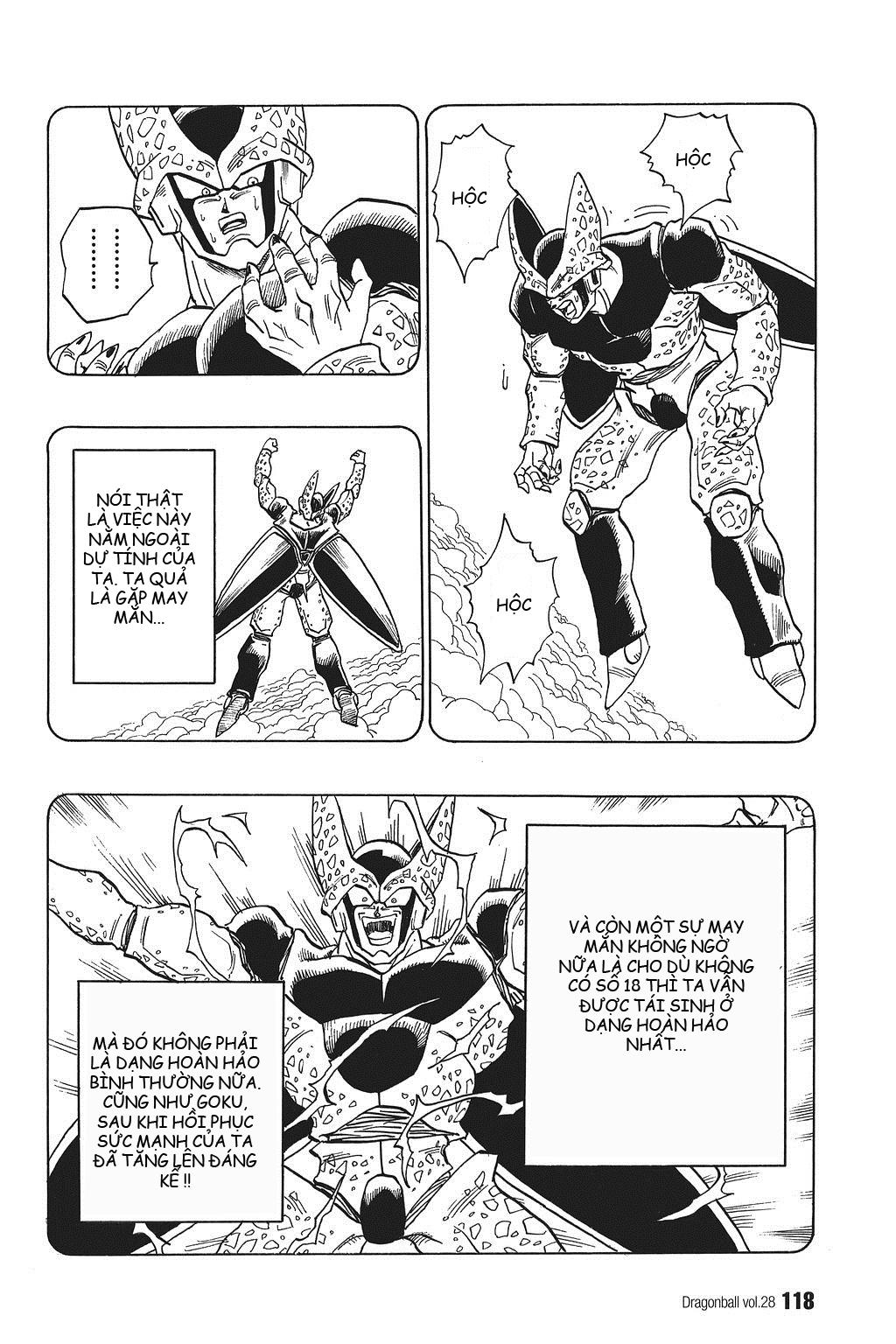 xem truyen moi - Dragon Ball Bản Vip - Bản Đẹp Nguyên Gốc Chap 413