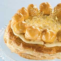 gateau saint honore we dare you recipe dishmaps st honore cake ...