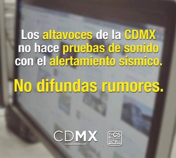 No difundas rumores
