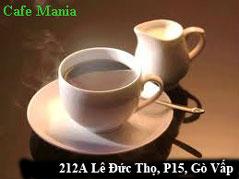 Cafe Mania - 212A Lê Đức Thọ, P.15, Gò Vấp