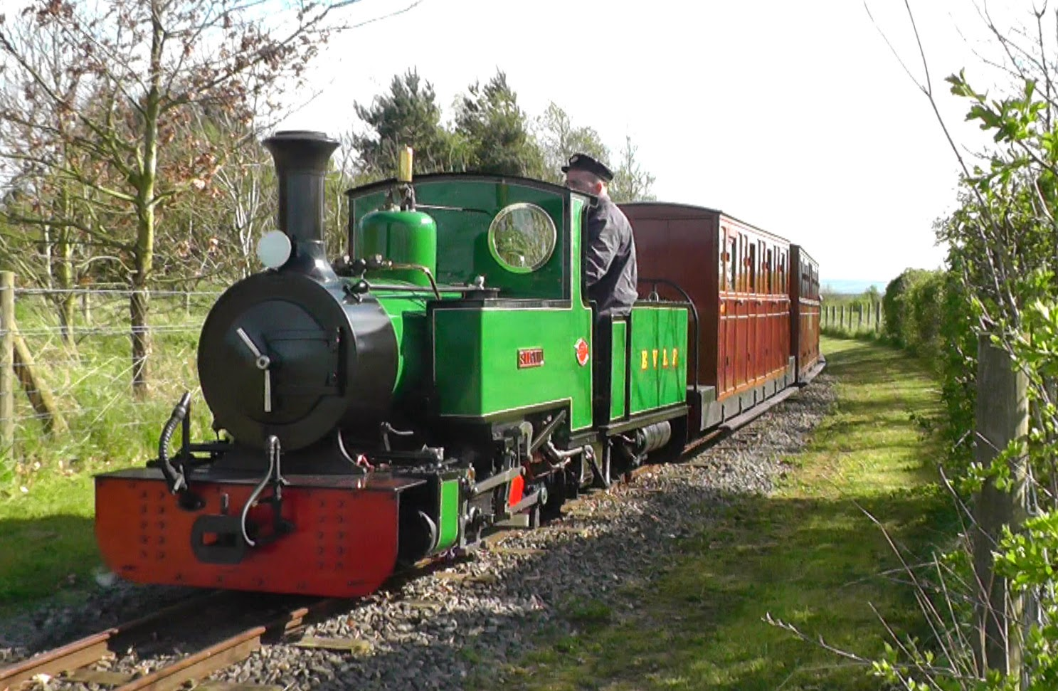 Narrow Gauge Railways UK Evesham Vale