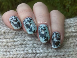 A England Camelot and Fab Ur Nails FUN14