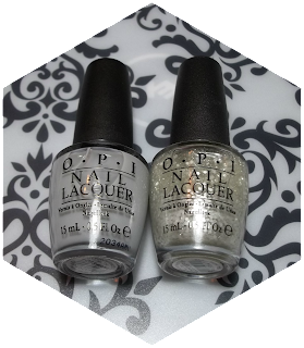 OPI 'My Pointe Exactly' and OPI 'Pirouette My Whistle'