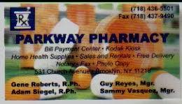 Parkway Pharmacy