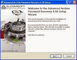 Advanced Archive Password Recovery v4.53 Full İndir