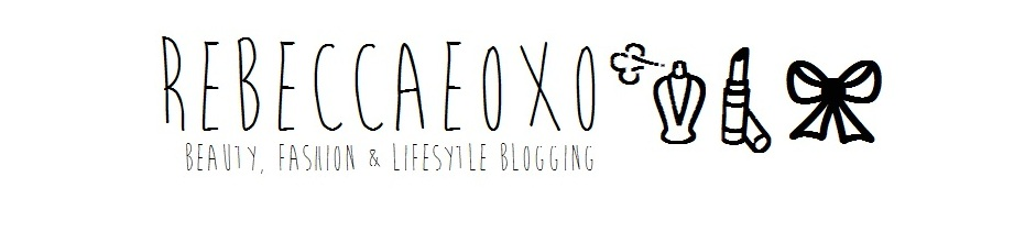 rebeccaeoxo | beauty blog