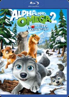 Alpha Y Omega 2: El Osito Desaparecido (2013) Dvdrip Latino [Animación]