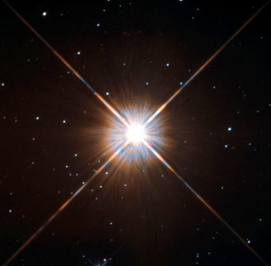FOTO: Proxima Centauri, Bintang Terdekat Matahari