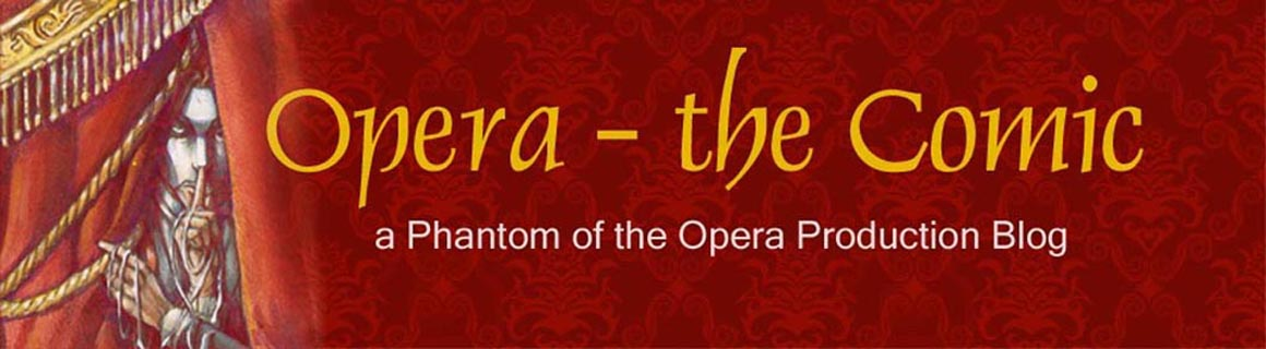 Opera - The Comic