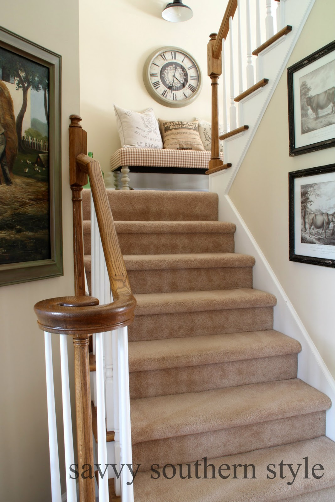 Savvy Southern Style More Changes After The Painting The