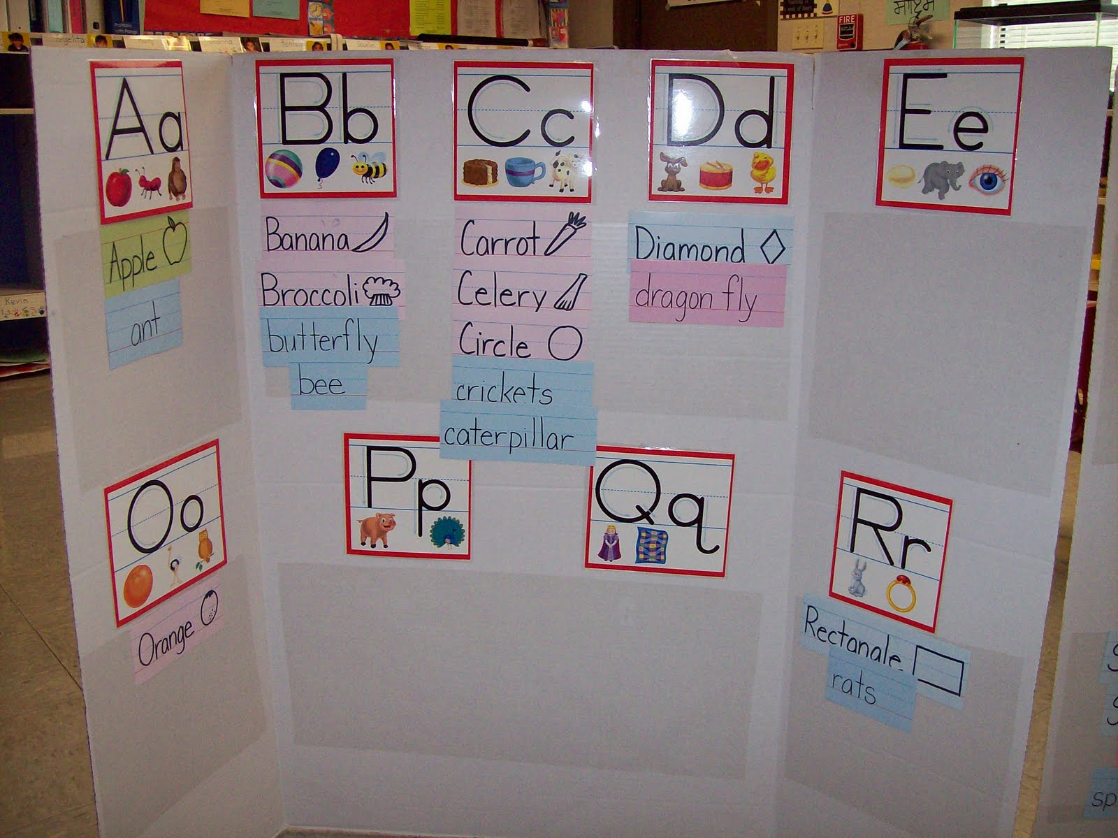 Learning and Teaching With Preschoolers: Print Rich Preschool ...