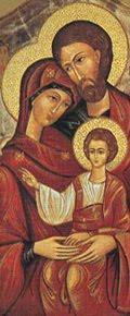 Logo Sacra Famiglia di Milazzo